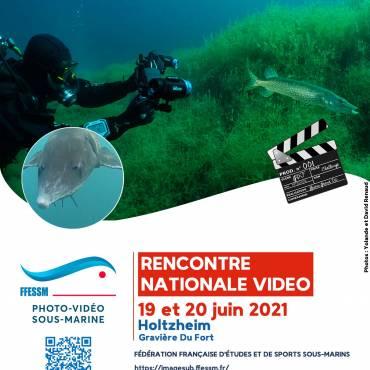 Rencontre Nationale Vidéo 21